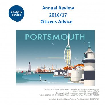 Annual Review 2016 - 2017 PDF Image