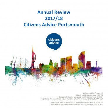 Annual Review 2017 - 2018 PDF Image